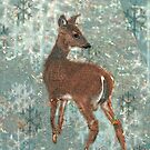 2012 Holiday Card by Eileen McVey