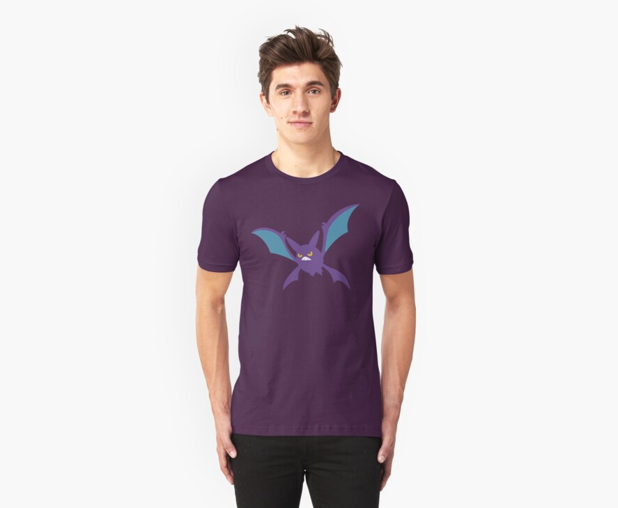 Crobat The Movie The Shirt by CarryOnWayward