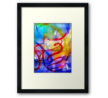 Feeling Inspired Framed Print