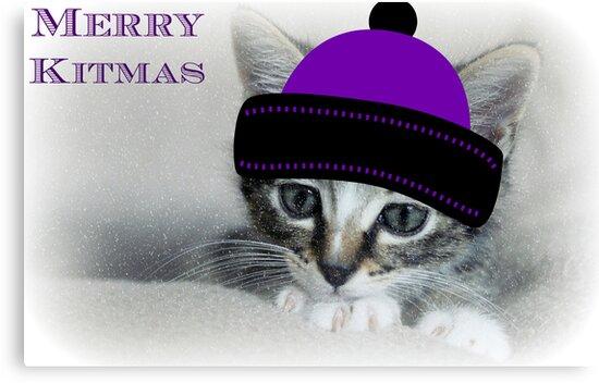 Merry Kitmas by Ladymoose