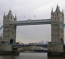 Tower Bridge from London by BFN1978