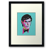 Ferry Debonair Bryan Ferry Framed Print