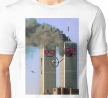 Twin Towers - Blaze it Unisex T-Shirt