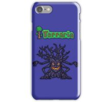 Terraria Mourning Wood iPhone Case/Skin