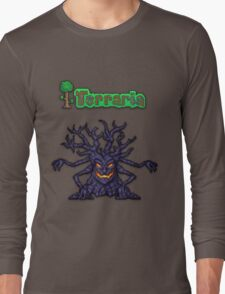 Terraria Mourning Wood Long Sleeve T-Shirt