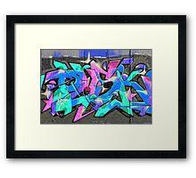 Wall-Art-005 Framed Print