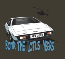 Lotus Esprit Series 1.  The Bond model by velocitygallery