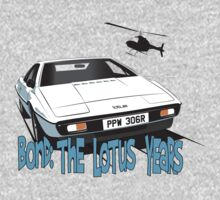 Lotus Esprit Series 1.  The Bond model One Piece - Long Sleeve
