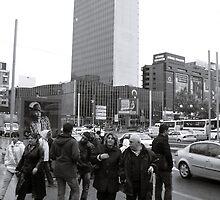 Kızılay meydanı by rasim1