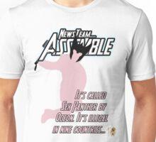 News Team Assemble! - Brain Fantana Unisex T-Shirt