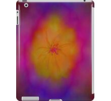 Purple Flower iPad Case/Skin