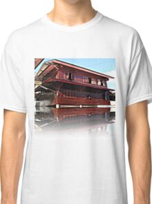 Pictures house like a ship found in the application of architecture admirable Classic T-Shirt