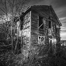 The Bunkhouse (angled view) by Aaron Campbell