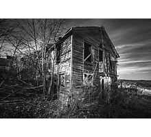 The Bunkhouse (angled view) Photographic Print