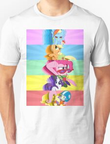 BAMF Ponies T-Shirt