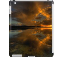 Golden Portrait - Narrabeen Lakes, Sydney  (IPAD Case- The HDR Experience iPad Case/Skin