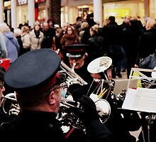 Canterbury - The Salvation Army Band by rsangsterkelly