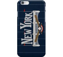 New York Baseball iPhone Case/Skin
