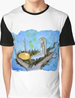 The Golden Egg Graphic T-Shirt