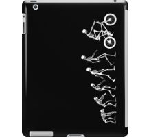 Evolution BMX iPad Case/Skin