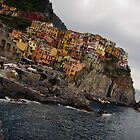 Cinque Terre by JMDasso