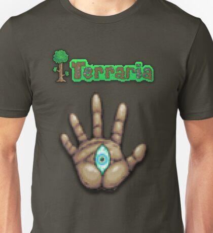 Terraria Moon Lord Hand Unisex T-Shirt