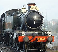 SANTA  STEAM SPECIAL ON THE SVR by John Evans