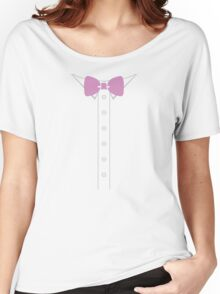 Party Down Bow Tie Women's Relaxed Fit T-Shirt