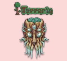 Terraria Moon Lord Head One Piece - Short Sleeve