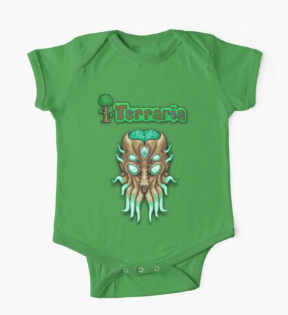 Terraria Moon Lord Head One Piece - Short Sleeve
