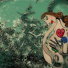Lover Nursing Broken Heart by ltruskett