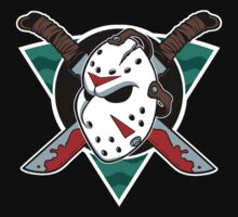 Crystal Lake Ice Hockey by jkilpatrick