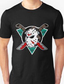 Crystal Lake Ice Hockey T-Shirt