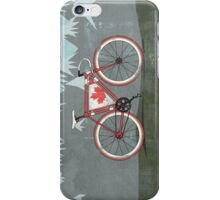 Love Bike, Love Canada iPhone Case/Skin