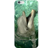 Dolphin Smile iPhone Case/Skin
