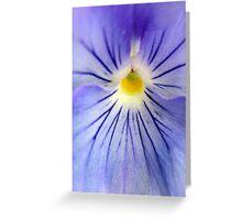 Flower Yolk Greeting Card