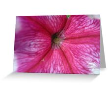 Invigorate Greeting Card