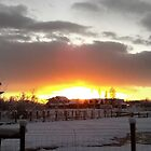 Sunset in Winter by DoulaFaire