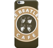 Le Cafe iPhone Case/Skin