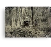 Confederate Ghosts Canvas Print
