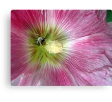 Bee Loving Canvas Print