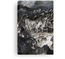 Athabasca Glacier .4  Canvas Print