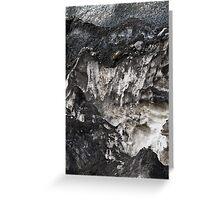 Athabasca Glacier .4  Greeting Card