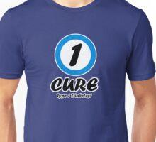 Cure Type 1 Diabetes Unisex T-Shirt