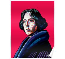 One must wear Oscar Wilde Poster