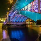 Southwark Bridge by JzaPhotography