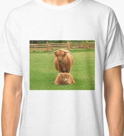 Mother & Calf Classic T-Shirt