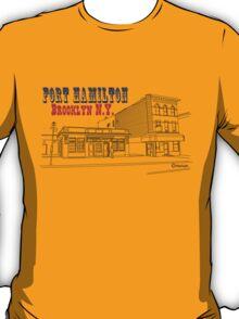 Fort Hamilton in Brooklyn, New York T-Shirt