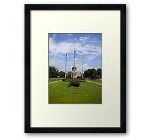 University of Southern Mississippi Framed Print