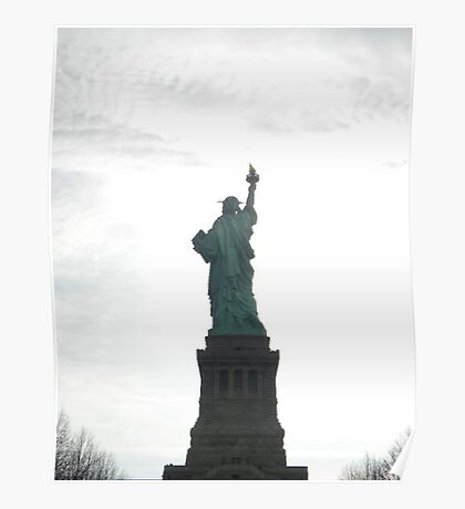 Leaving Liberty Poster